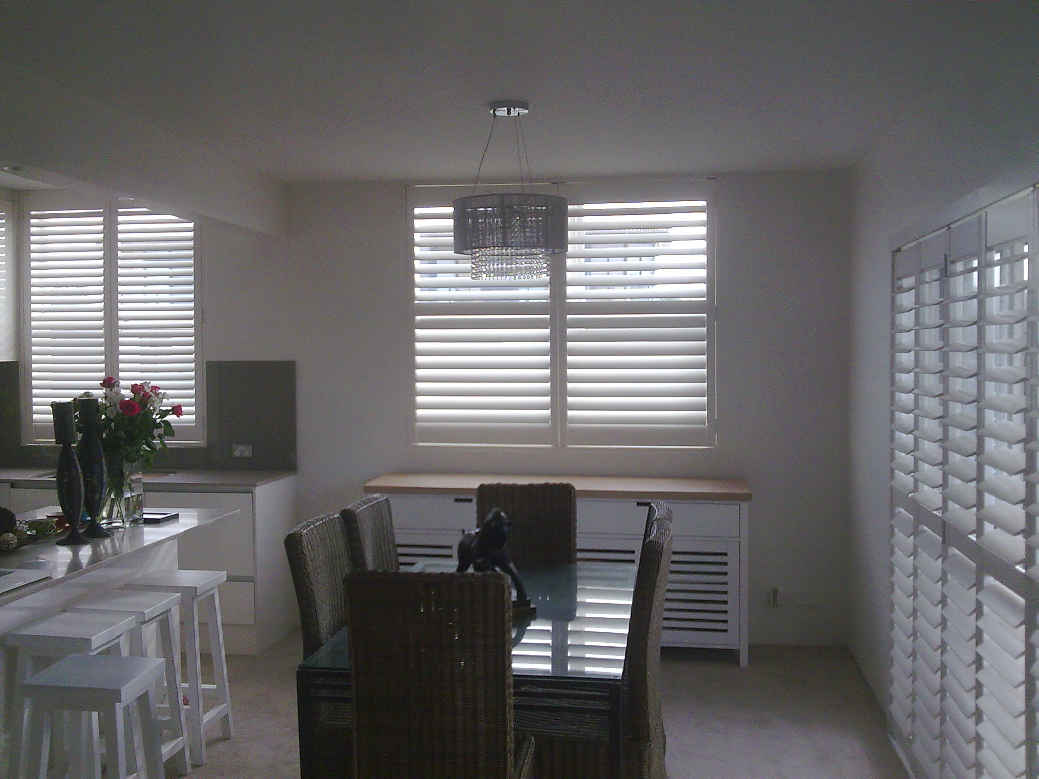 Plantation Shutters Multiple