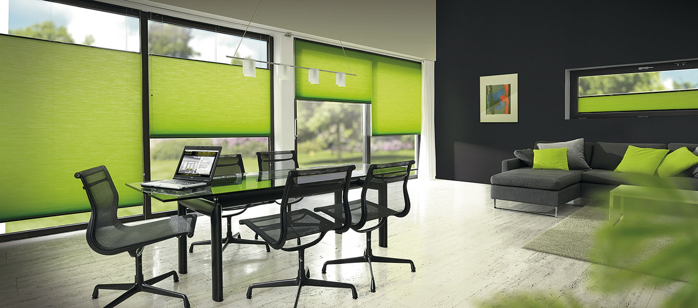 cell shaped celluar blinds